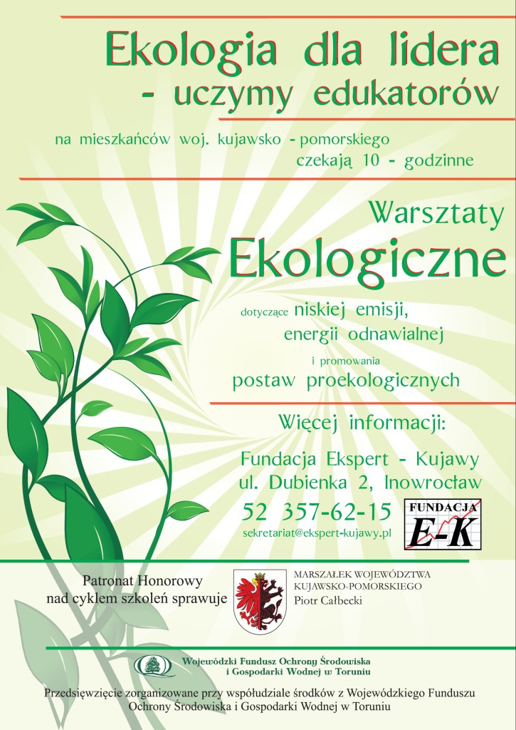 ekologia plakat1