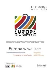 Europa w walizce
